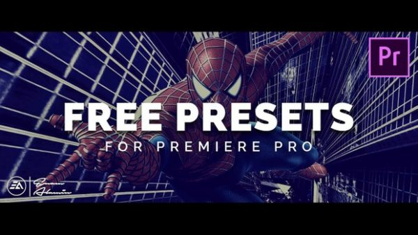 50 Smooth Transitions Preset Pack for Premiere Pro
